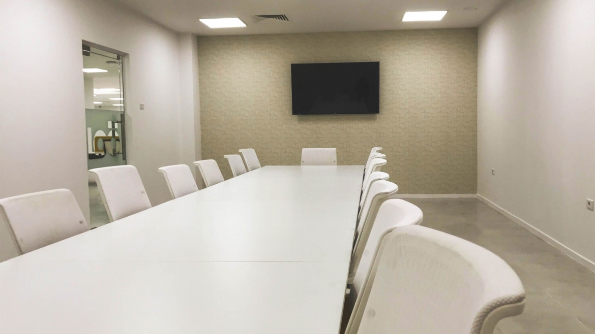 "<span style=""text-align:left;"">Conference rooms</span>"